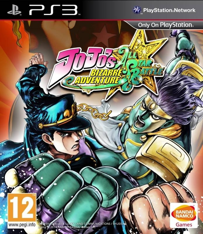 JoJo's Bizarre Adventure: All Star Battle (PS3)